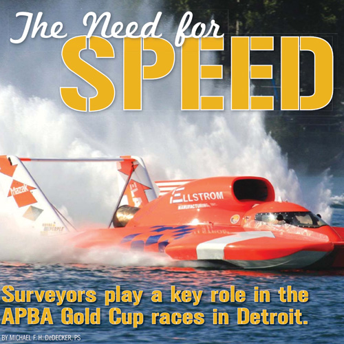 The Need for Speed - Michael DeDecker