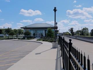 Pontiac Transportation Terminal