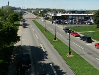 St. Clair Corridor and Traffic Study