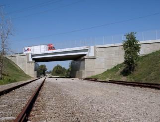 Silver Bell Road Bridge