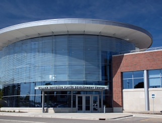 University of Michigan Sports Facilities