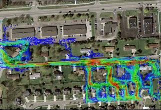 Burton Drive Drainage Analysis