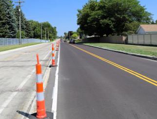Levan Road Rehabilitation / Reconstruction