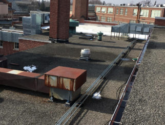 Grosse Pointe South High School Roof Consulting