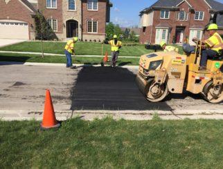 Novi Neighborhood Roads Program