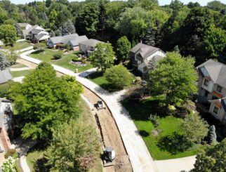 Rochester Hills 2020 Concrete Road Program