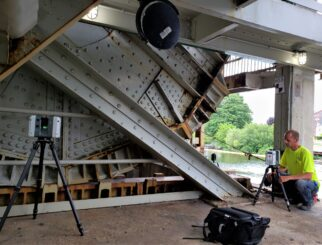 US-31 Bascule Bridge Survey