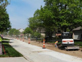 2021 Concrete Road Program #2